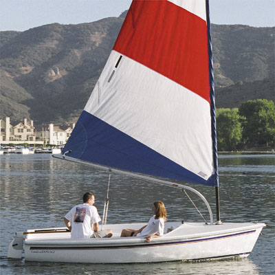 Catalina sailing
