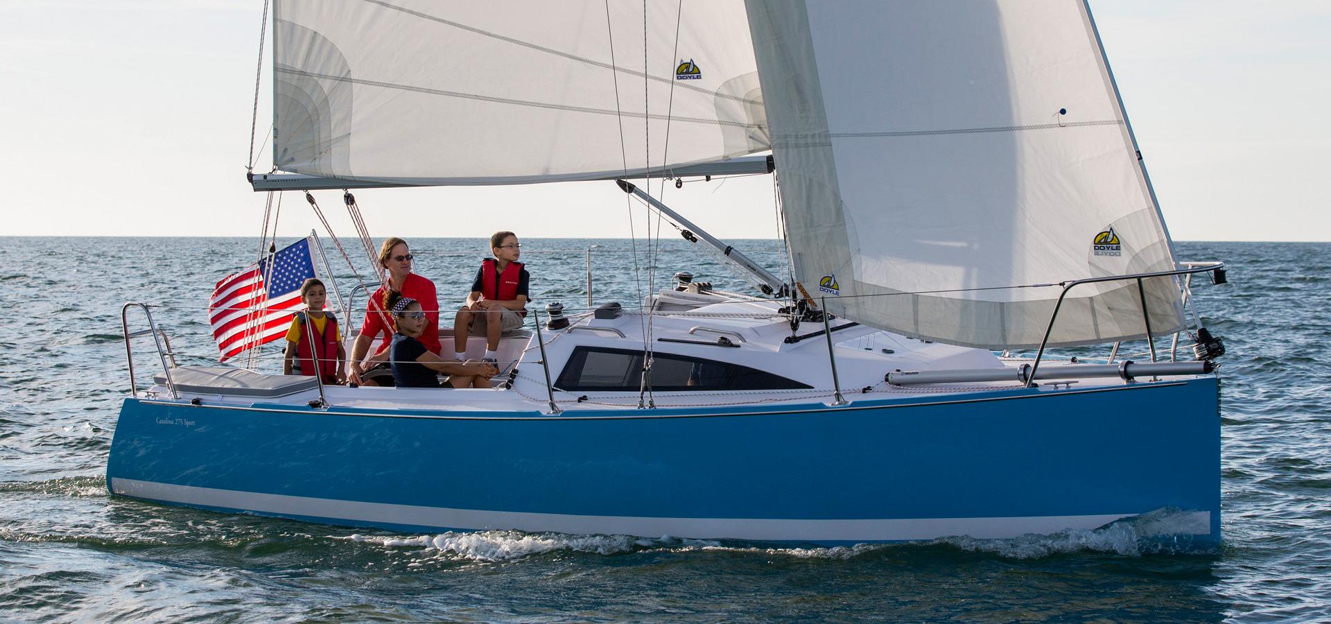 Catalina Sport 275