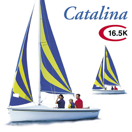 Catalina 16.5